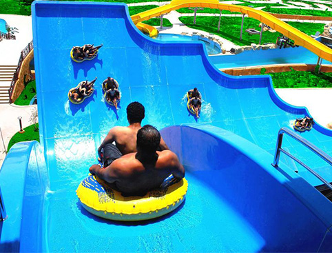 Aqua Park from Hurghada