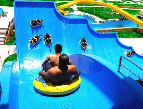 Aqua Park from Hurghada