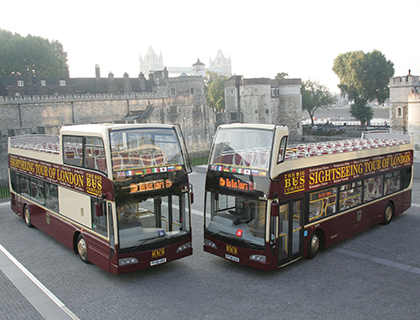 Tower Of London STL + Big Bus Tours