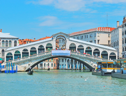 Best of Venice Tour, St. Mark's Basilica & Grand Canal Water Taxi
