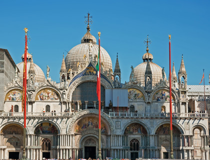 Best of Venice Tour & St. Mark's Basilica and Gondola Ride