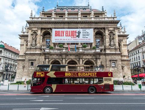 Big Bus Budapest
