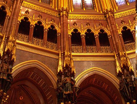 Budapest Paliament Tour