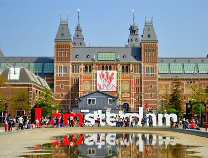 Canal Cruise + Rijksmuseum Fast Track