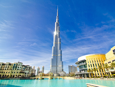 Dubai City - 1/2 Day Sightseeing Tour