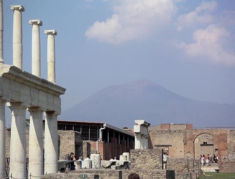 Half Day Pompeii - from Naples