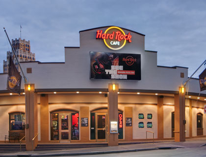 Hard Rock Cafe Niagara Falls