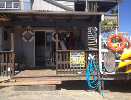Home and Away Tour to Palm Beach- Alf's Bait Shop