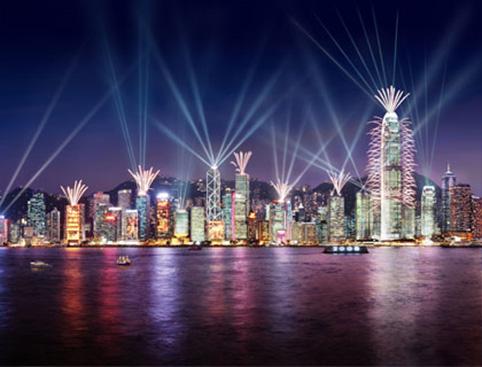 Hong Kong Island Tour & Symphony of Lights Cruise