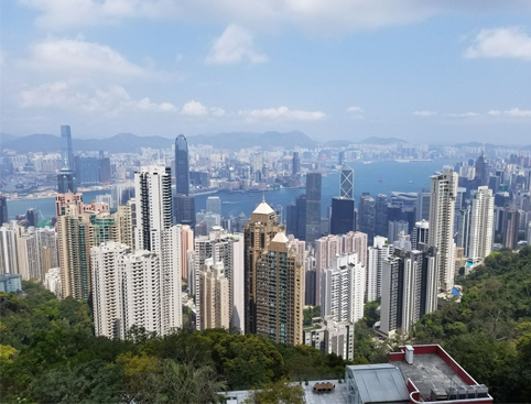 Hong Kong Island Tour - Incl Peak Tram Ride