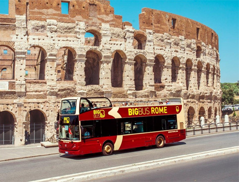 Big Bus Tours Rome