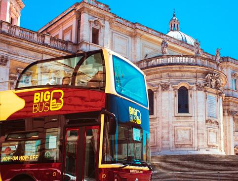 Big Bus Tours Rome