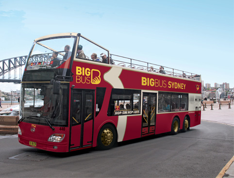 Big Bus Tours Sydney