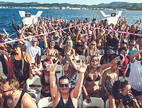 Ibiza Party Hard Package