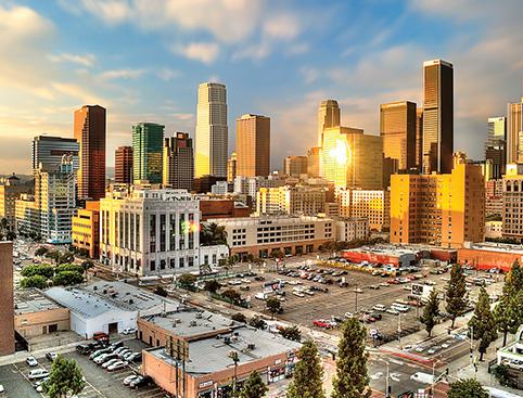 LA City Tour: Celebrity Homes and California Beaches
