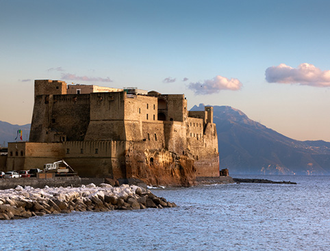 Naples Daylight - City Tour