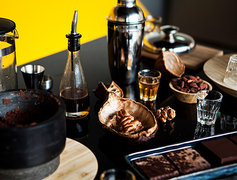Omnom Chocolate Factory Reykjavík