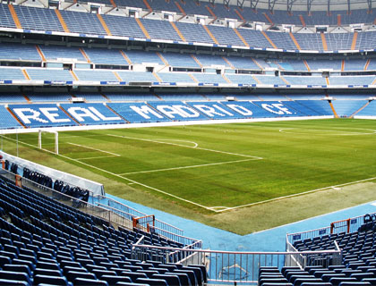 Real Madrid Stadium Tour - Fast Track & Gate ready