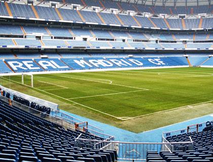 Real Madrid Stadium Tour - Santiago Bernabeu