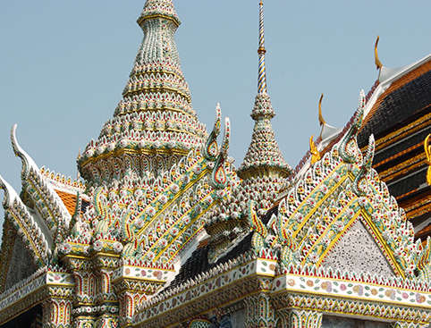 Royal Grand Palace and Bangkok Temples Tour