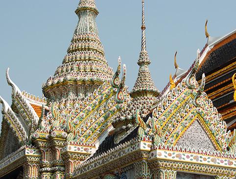 Royal Grand Palace and Bangkok Temples Tour