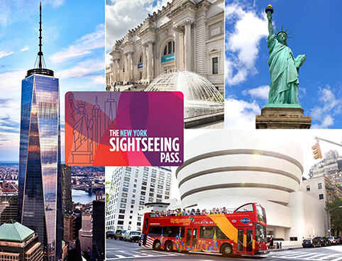 The Sightseeing FLEX Pass - New York