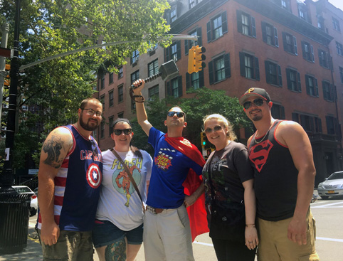 On Location Tours - The Super Tour of NYC