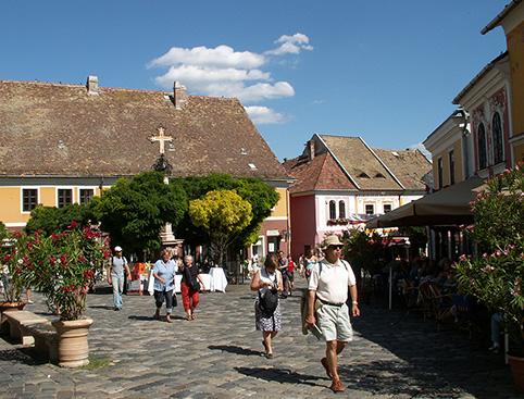 Szentendre Artists Village