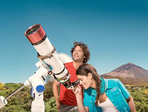 Teide Astronomic Tour