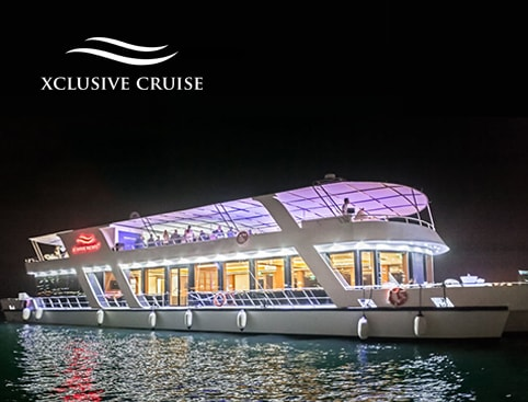 Xclusive Luxury Dinner Cruise - Dubai Marina