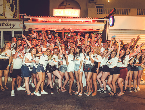 Zante Party Package