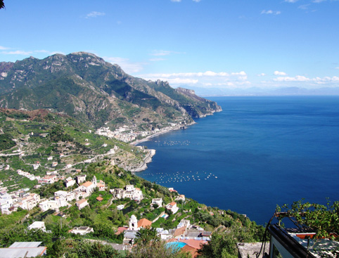Full Day Amalfi Coast Drive Including Lunch