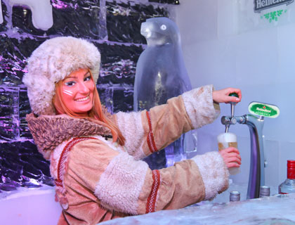 Amsterdam Icebar – Skip the Line Admission