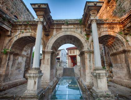 Antalya Bus Trip - Side