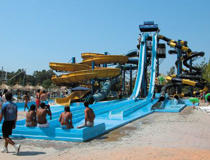 Aqualand Trip Corfu