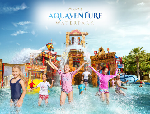 Atlantis The Palm – Aquaventure Waterpark