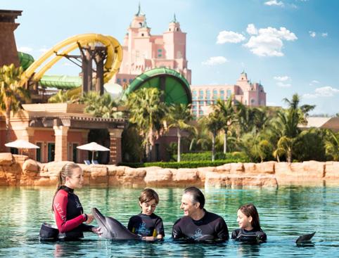 Atlantis The Palm, Dubai - Dolphin Experiences