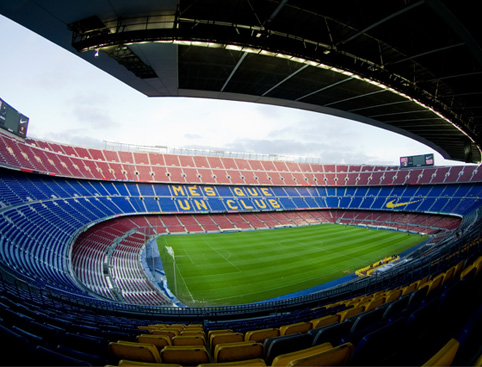 Camp Nou Experience & Shopping from Costa Brava