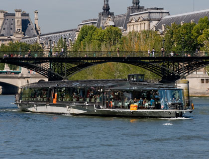 Bateaux Parisiens Lunch Cruise