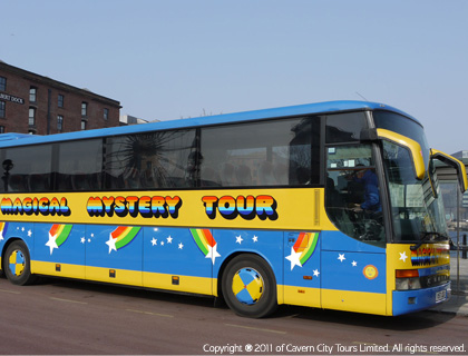 Beatles Bus Tour + FREE Cavern Club Entry
