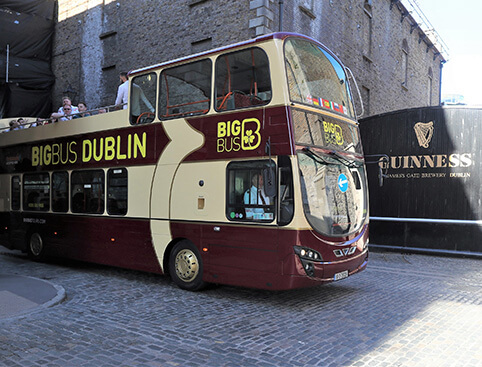Big Bus Tours Dublin