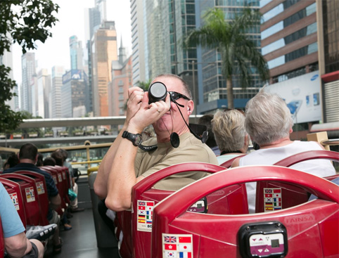 Big Bus Tours - Hong Kong