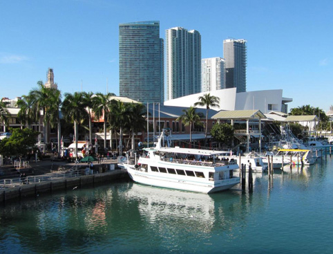 Biscayne Bay Boat Tour with Transport - Miami