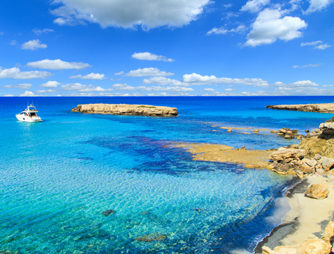Blue Lagoon Cruise - Paphos