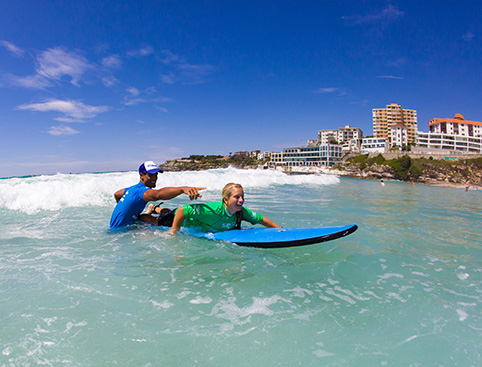Bondi Surf Experience - Small Group Session