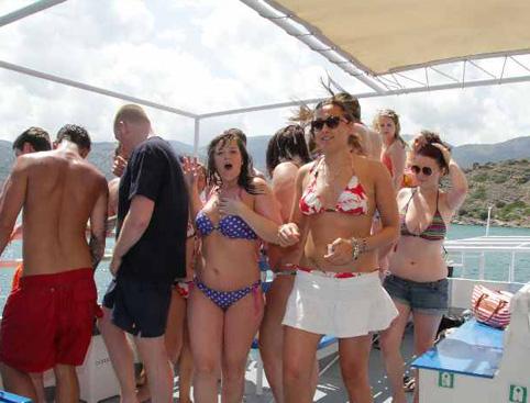 G21 Party Cruise - Malia