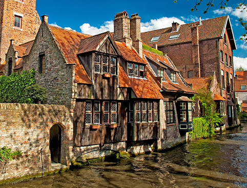 Bruges Day Tour - from Amsterdam