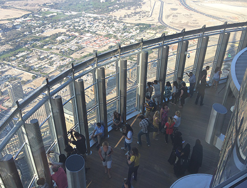 Burj Khalifa Sky Tickets