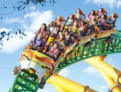 Busch Gardens®  Tampa