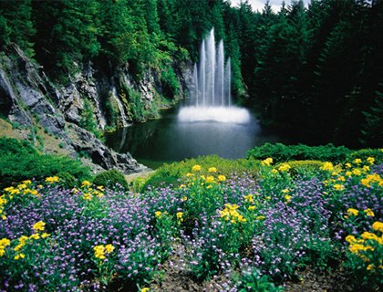 Victoria/Butchart Gardens tour - full day